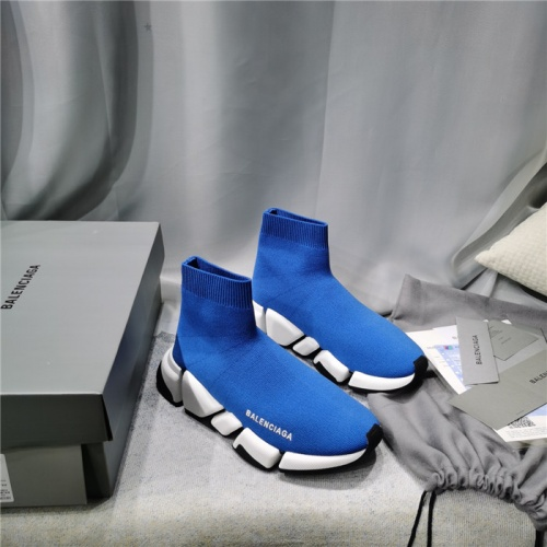 Balenciaga Boots For Men #821221