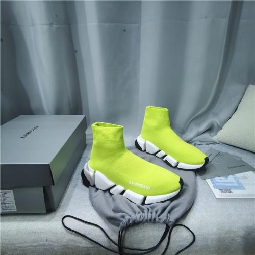 Balenciaga Boots For Men #821225
