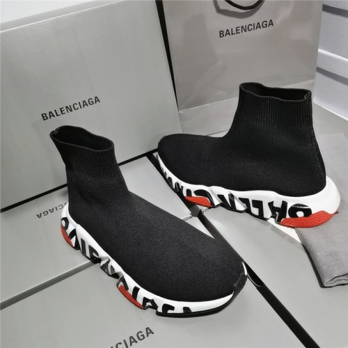 Balenciaga Boots For Men #821229