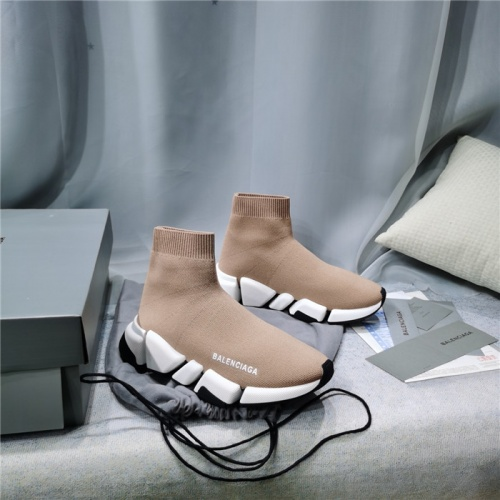 Balenciaga Boots For Women #821270