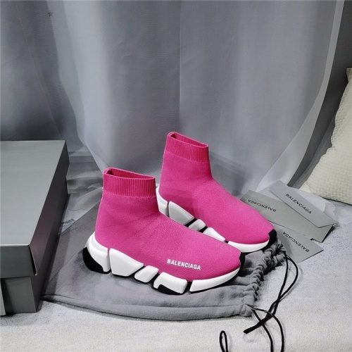 Balenciaga Boots For Women #821273