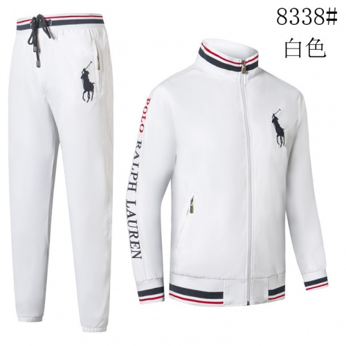 Ralph Lauren Polo Tracksuits Long Sleeved Zipper For Men #821276