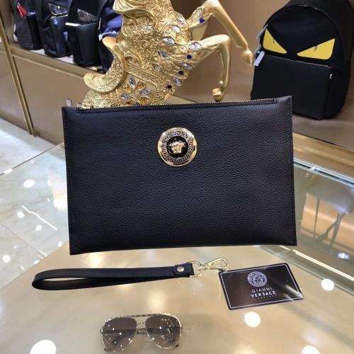 Versace AAA Man Wallets #821306