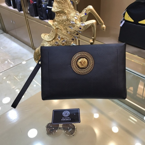 Versace AAA Man Wallets #821307