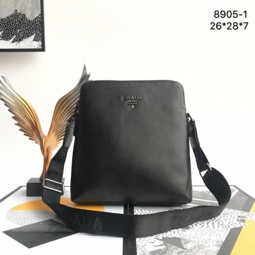 Prada AAA Man Messenger Bags #821318