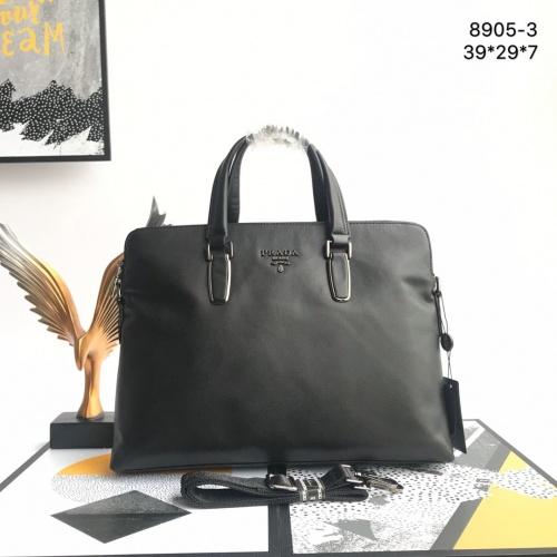 Prada AAA Man Handbags #821320