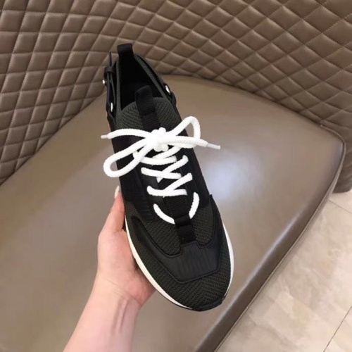 Replica Hermes Casual Shoes For Men #821415 $92.00 USD for Wholesale