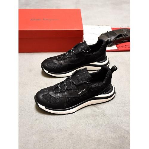 Ferragamo Salvatore FS Casual Shoes For Men #821448