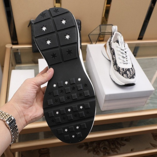 Replica Christian Dior Casual Shoes For Men #821466 $88.00 USD for Wholesale
