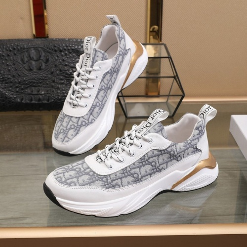 Christian Dior Casual Shoes For Men #821468 $88.00 USD, Wholesale Replica Christian Dior Shoes