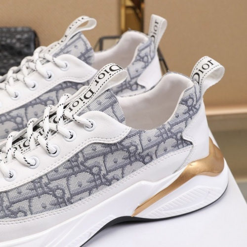 Replica Christian Dior Casual Shoes For Men #821468 $88.00 USD for Wholesale