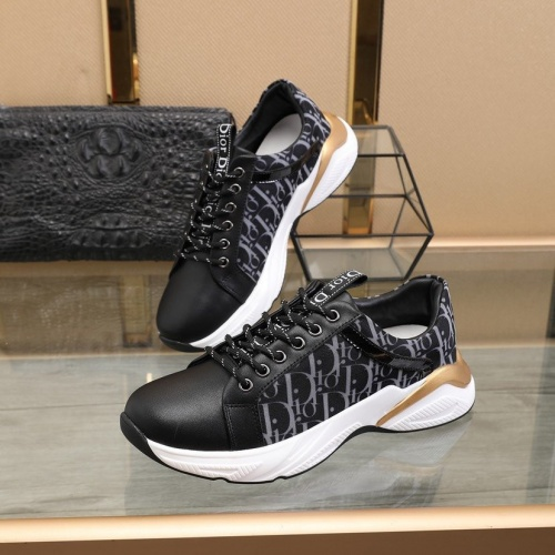 Christian Dior Casual Shoes For Men #821469 $82.00 USD, Wholesale Replica Christian Dior Shoes