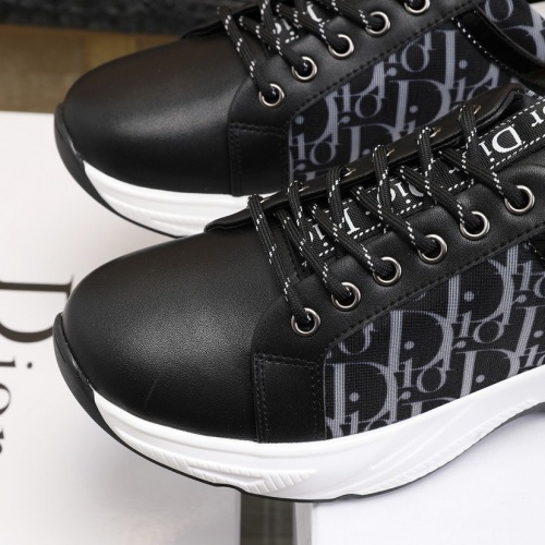 Replica Christian Dior Casual Shoes For Men #821469 $82.00 USD for Wholesale