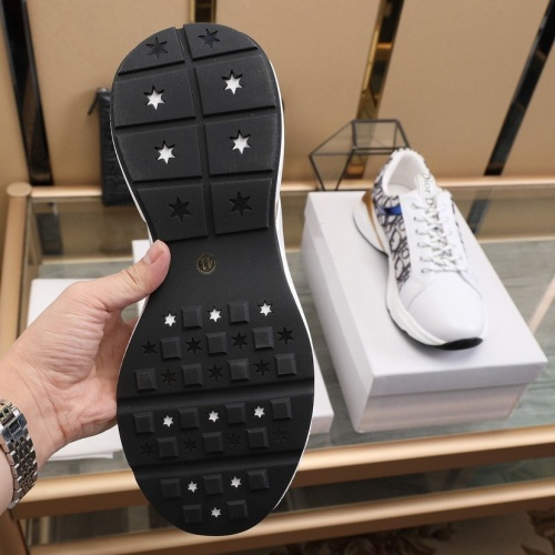Replica Christian Dior Casual Shoes For Men #821470 $82.00 USD for Wholesale