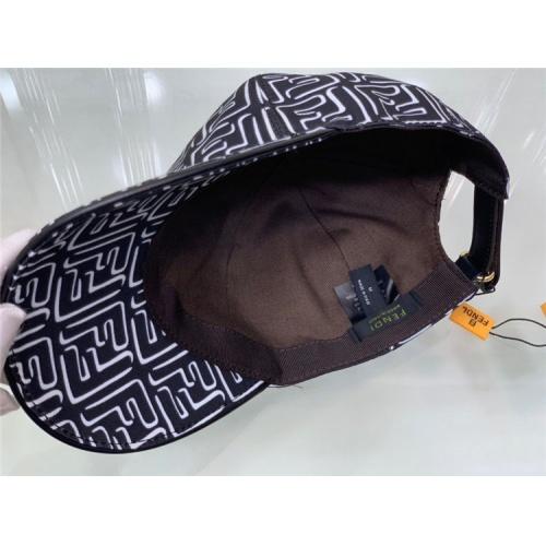 Replica Fendi Caps #821567 $34.00 USD for Wholesale