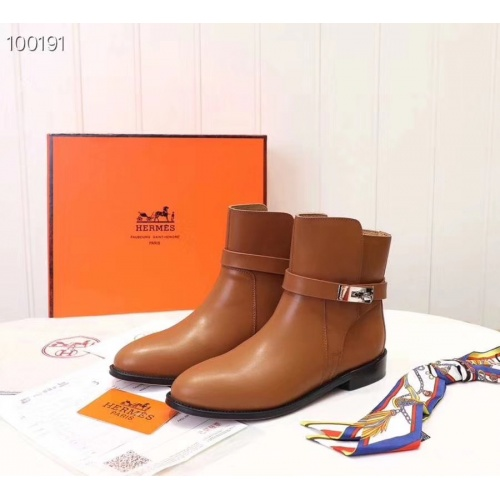 Hermes Boots For Women #821598