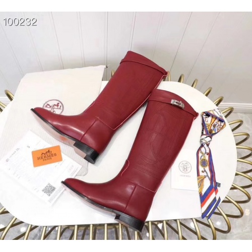 Hermes Boots For Women #821610
