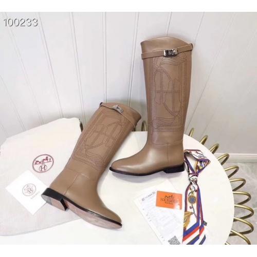 Hermes Boots For Women #821611