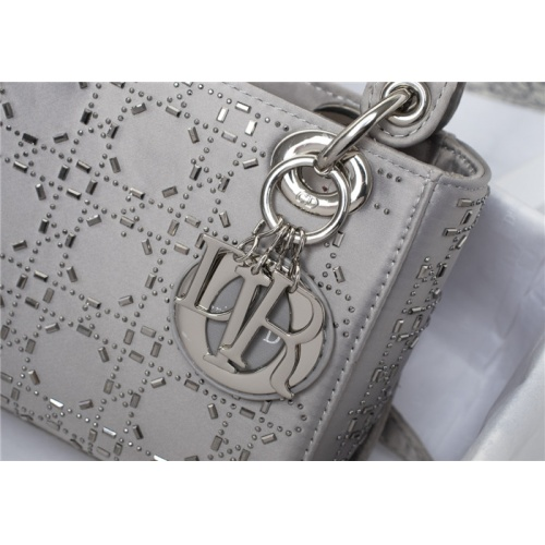 Replica Christian Dior AAA Quality Messenger Bags For Women #821621 $81.00 USD for Wholesale