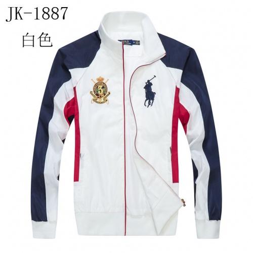 Ralph Lauren Polo Jackets Long Sleeved Zipper For Men #821630