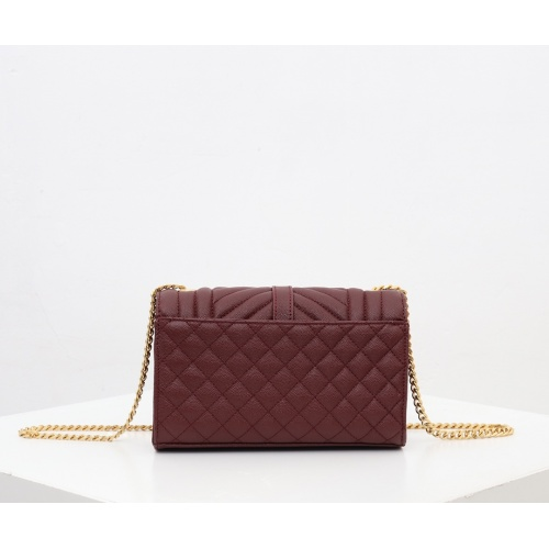 Replica Yves Saint Laurent YSL AAA Quality Messenger Bags For Women #821647 $89.00 USD for Wholesale