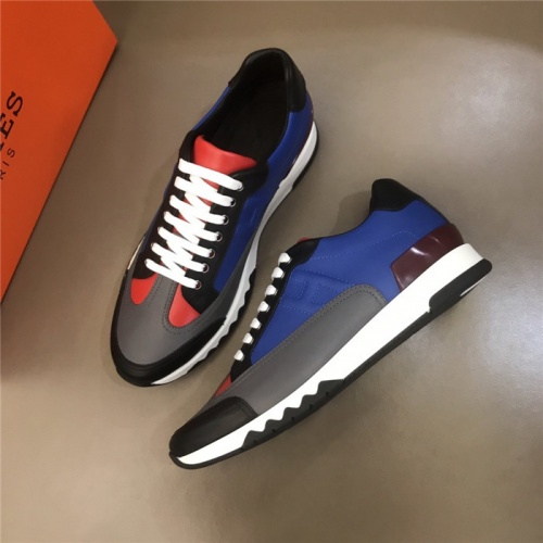 Hermes Casual Shoes For Men #821694 $88.00 USD, Wholesale Replica Hermes Casual Shoes