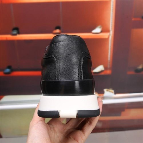 Replica Hermes Casual Shoes For Men #821697 $88.00 USD for Wholesale