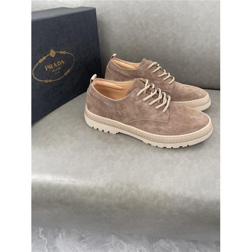 Prada Casual Shoes For Men #821702