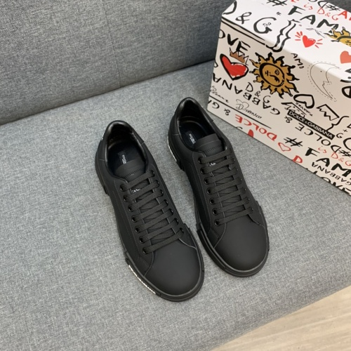 Dolce & Gabbana D&G Casual Shoes For Men #821767