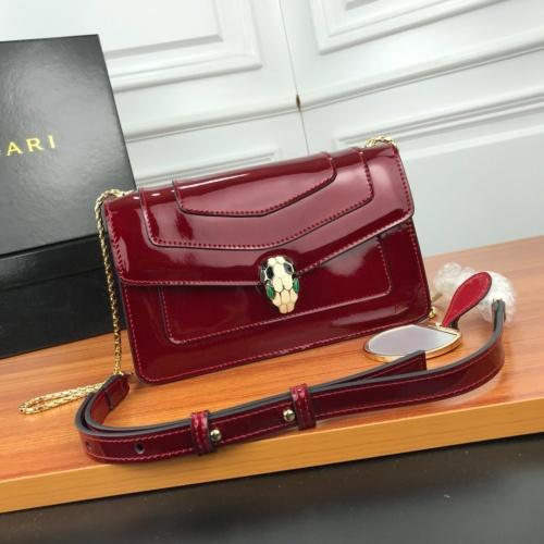 Bvlgari AAA Messenger Bags For Women #821788