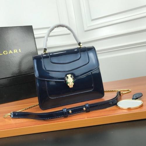 Bvlgari AAA Messenger Bags For Women #821795