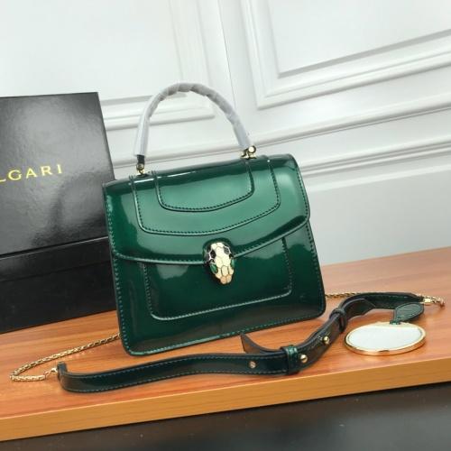 Bvlgari AAA Messenger Bags For Women #821796