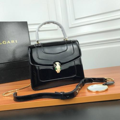 Bvlgari AAA Messenger Bags For Women #821797
