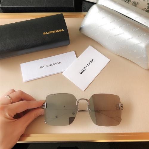 Balenciaga AAA Quality Sunglasses #821812