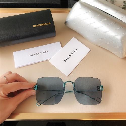 Balenciaga AAA Quality Sunglasses #821817