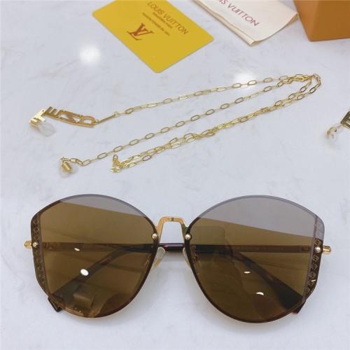 Fendi AAA Quality Sunglasses #821821