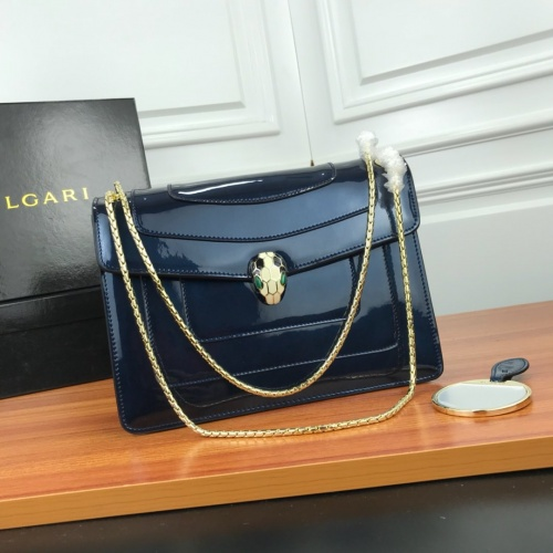 Bvlgari AAA Messenger Bags For Women #821847