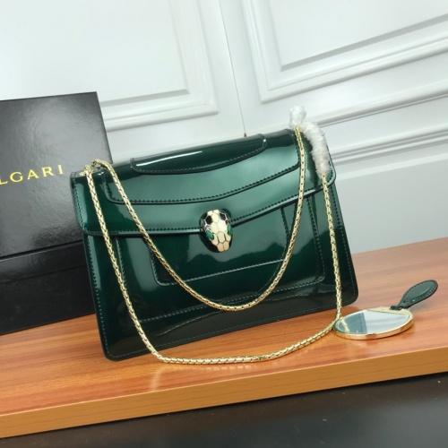 Bvlgari AAA Messenger Bags For Women #821849