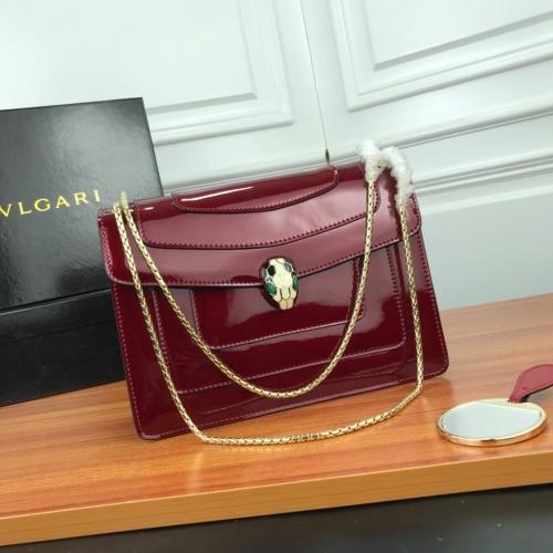 Bvlgari AAA Messenger Bags For Women #821850