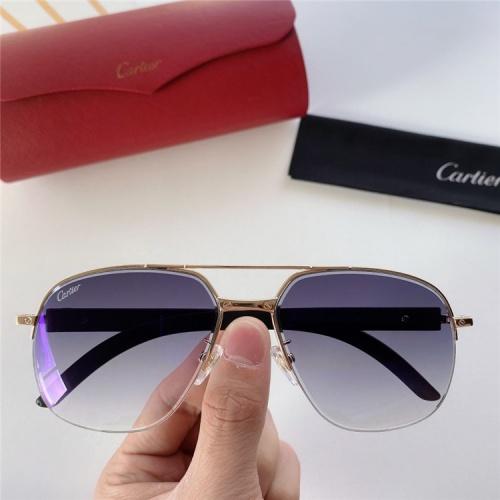 Cartier AAA Quality Sunglasses #821856