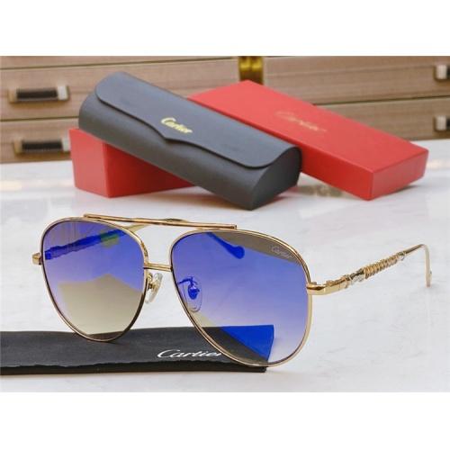 Cartier AAA Quality Sunglasses #821870