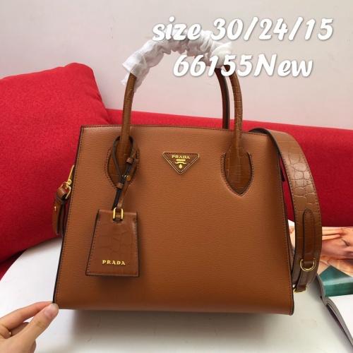 Prada AAA Quality Handbags For Women #821877