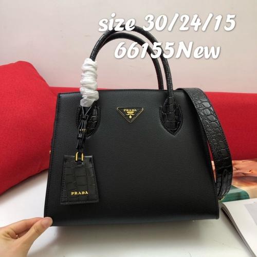 Prada AAA Quality Handbags For Women #821883