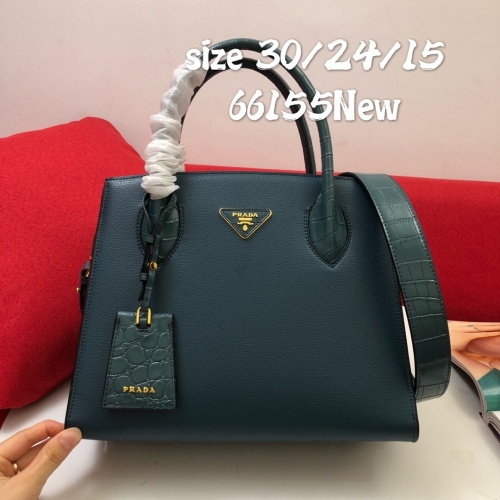 Prada AAA Quality Handbags For Women #821885