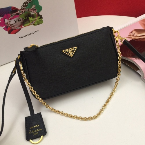 Prada AAA Quality Messeger Bags For Women #821934