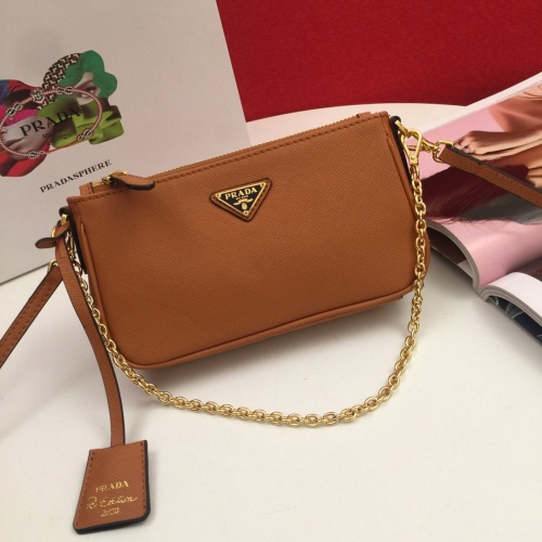 Prada AAA Quality Messeger Bags For Women #821935