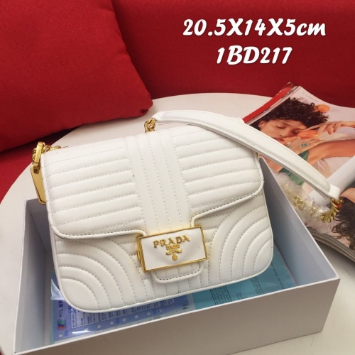Prada AAA Quality Messeger Bags For Women #821940