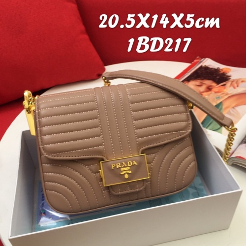Prada AAA Quality Messeger Bags For Women #821941