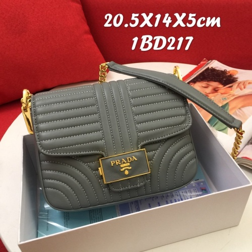 Prada AAA Quality Messeger Bags For Women #821942