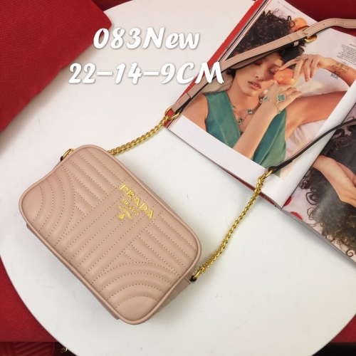 Prada AAA Quality Messeger Bags For Women #821947
